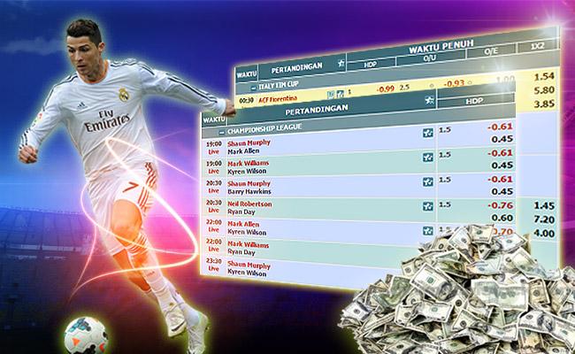 Penyebab Nomor Agen Football Gambling di Internet
